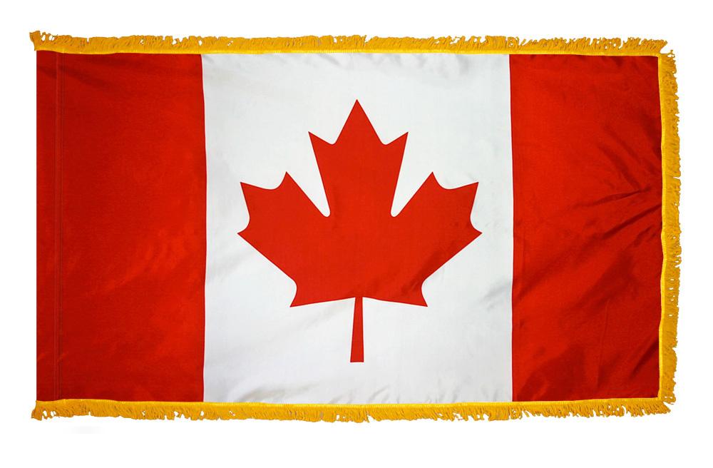 Canada 3x5 fringe