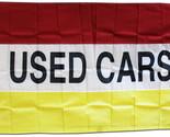 Used cars yellow 3x5 nylon  thumb155 crop