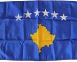 Kosovo 12x18 nylon flag thumb155 crop