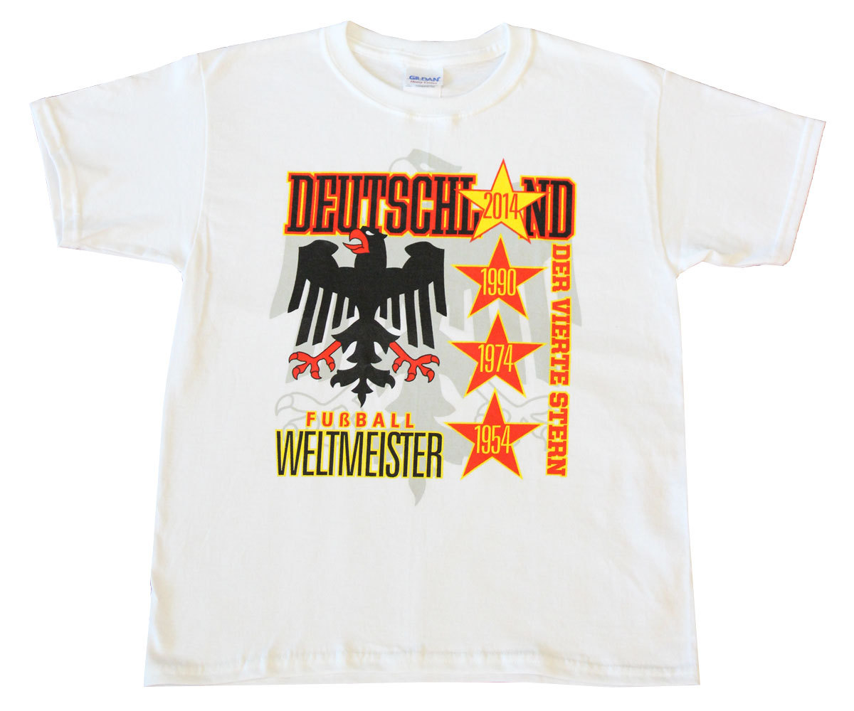 Germany Soccer World Champion T-Shirt (S)