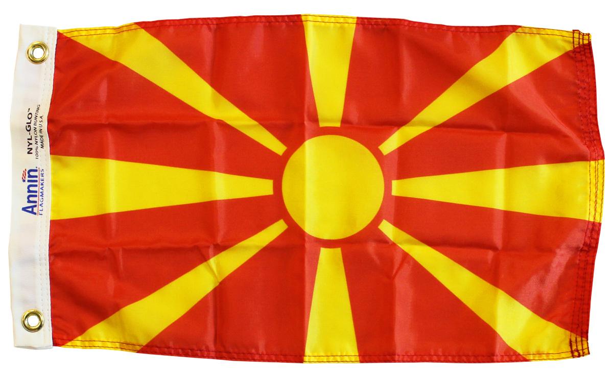 Macedonia nylon 12x18