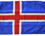 Iceland 12x18 nylon flag thumb155 crop