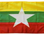 Myanmar 12x18 nylon flag thumb155 crop