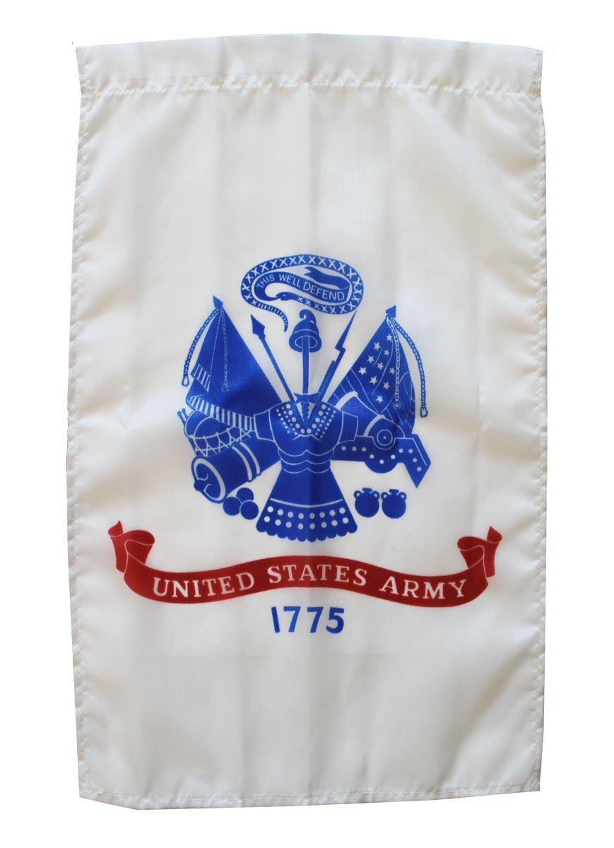 Army 12x18 garden flag
