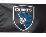 Sanjose quakes flag black thumb155 crop