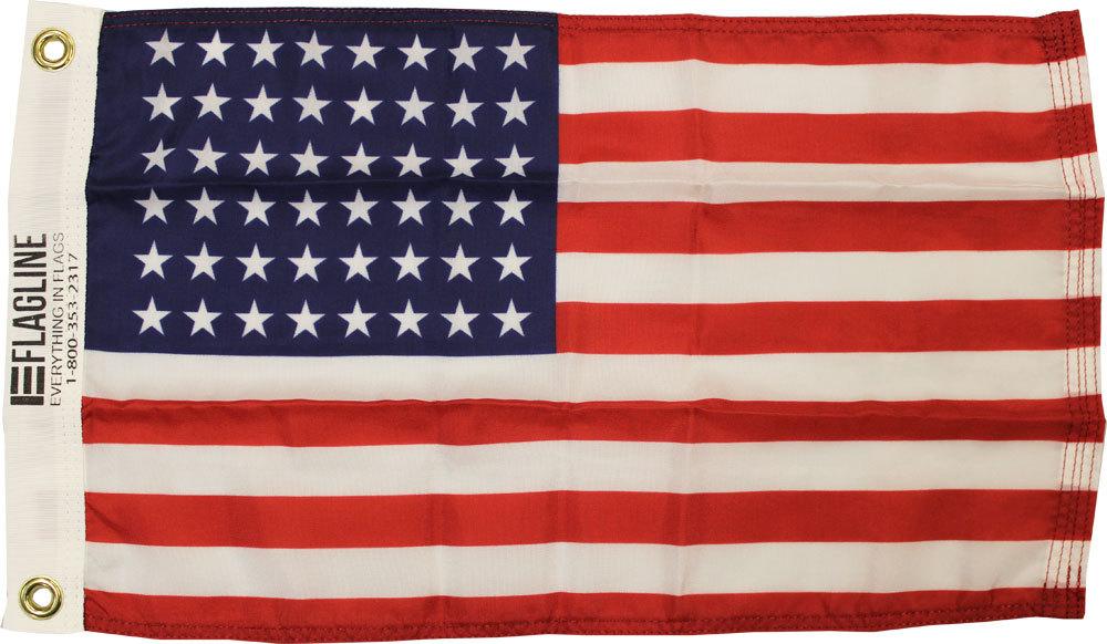 Usa 48 star 12x18 flag