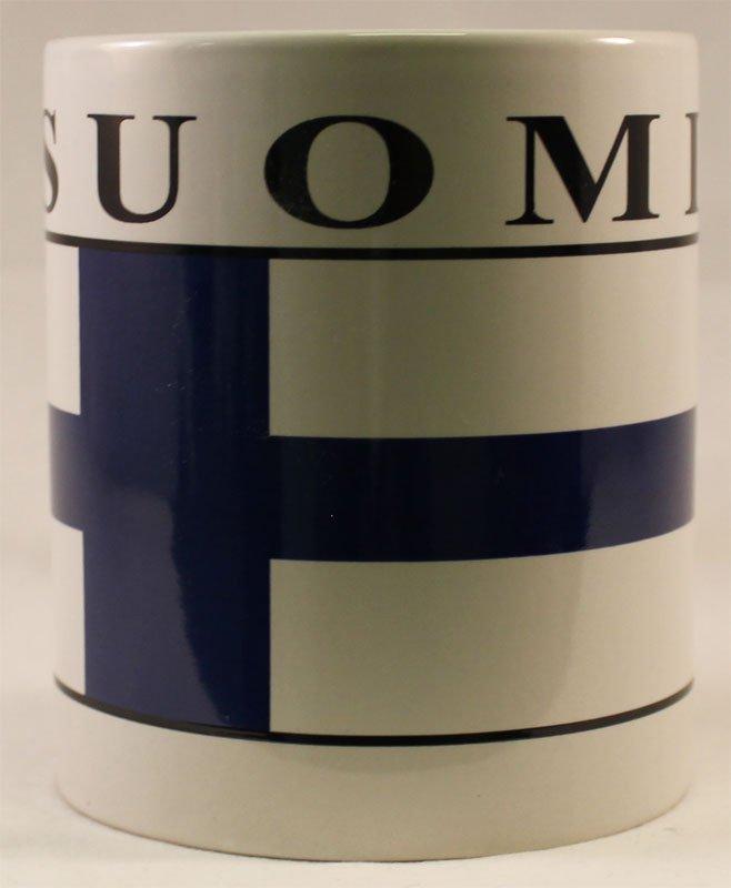 Finland Coffee Mug (Suomi)