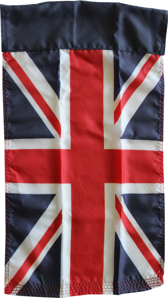 "United Kingdom - 12""x18"" Garden Banner"