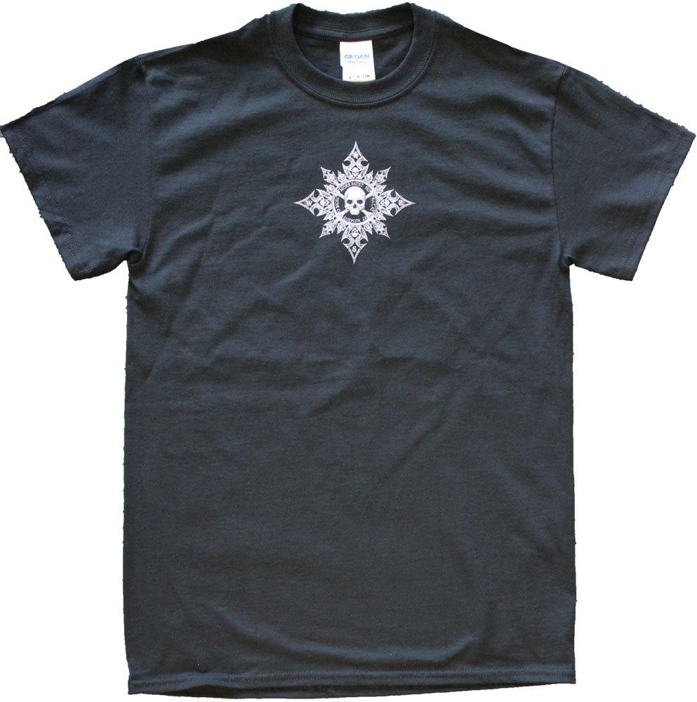 Compass shirt front 2