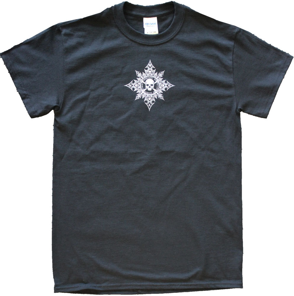 Pirate Compass Cotton T-Shirt (S)