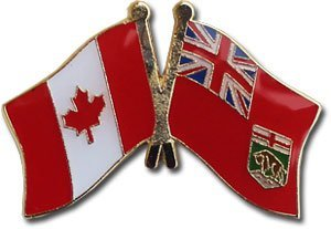 Manitoba friendship pin