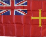 Guernsey 12x18 red flag thumb155 crop