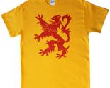 Scotland lion t shirt 0 thumb155 crop