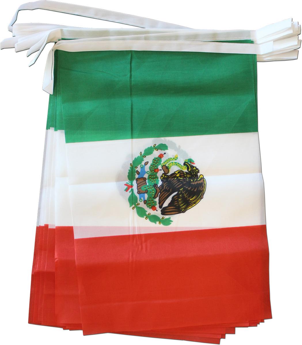 Mexico stringbanner