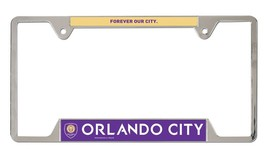 Orlando City License Plate Frame - $15.59