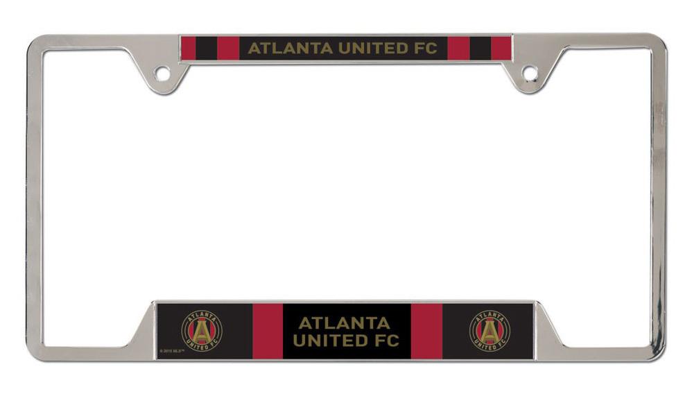Atlanta fc metal frame