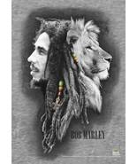 Bob Marley Textile Poster (Profiles) - $18.00