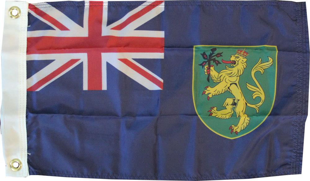 Alderney 12x18 nylon flag