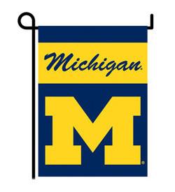 Michigan garden banner