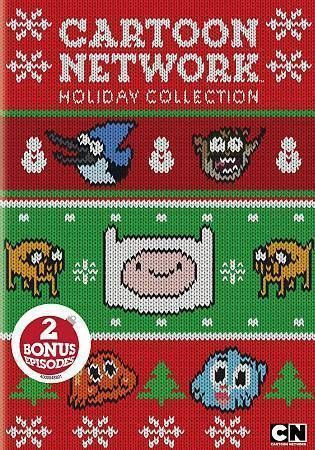 Cartoon Network Holiday Collection (DVD, 2014)