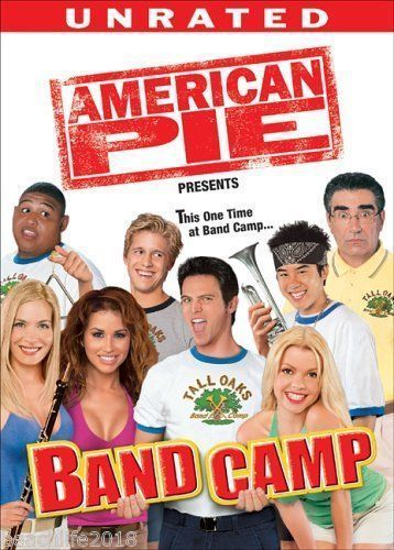 American Pie Presents: Band Camp (DVD, 2005, Full Frame Unrated)