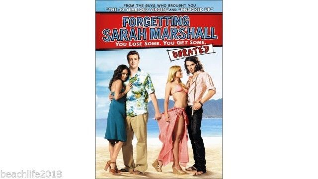 Forgetting Sarah Marshall DVD, 2008, 3-Disc Set, Unrated