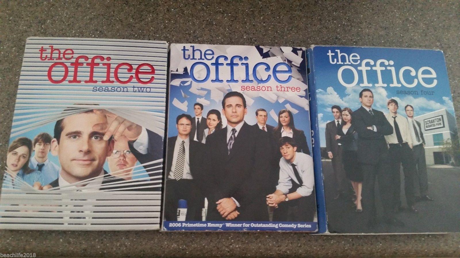 The Office DVD Season 2 3