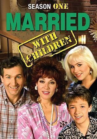 Married With Children The Complete First Season (DVD, 2014)