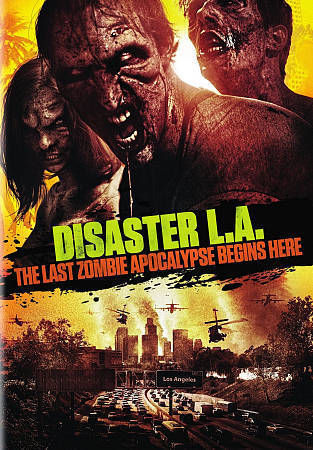Disaster L.A. (DVD, 2014)