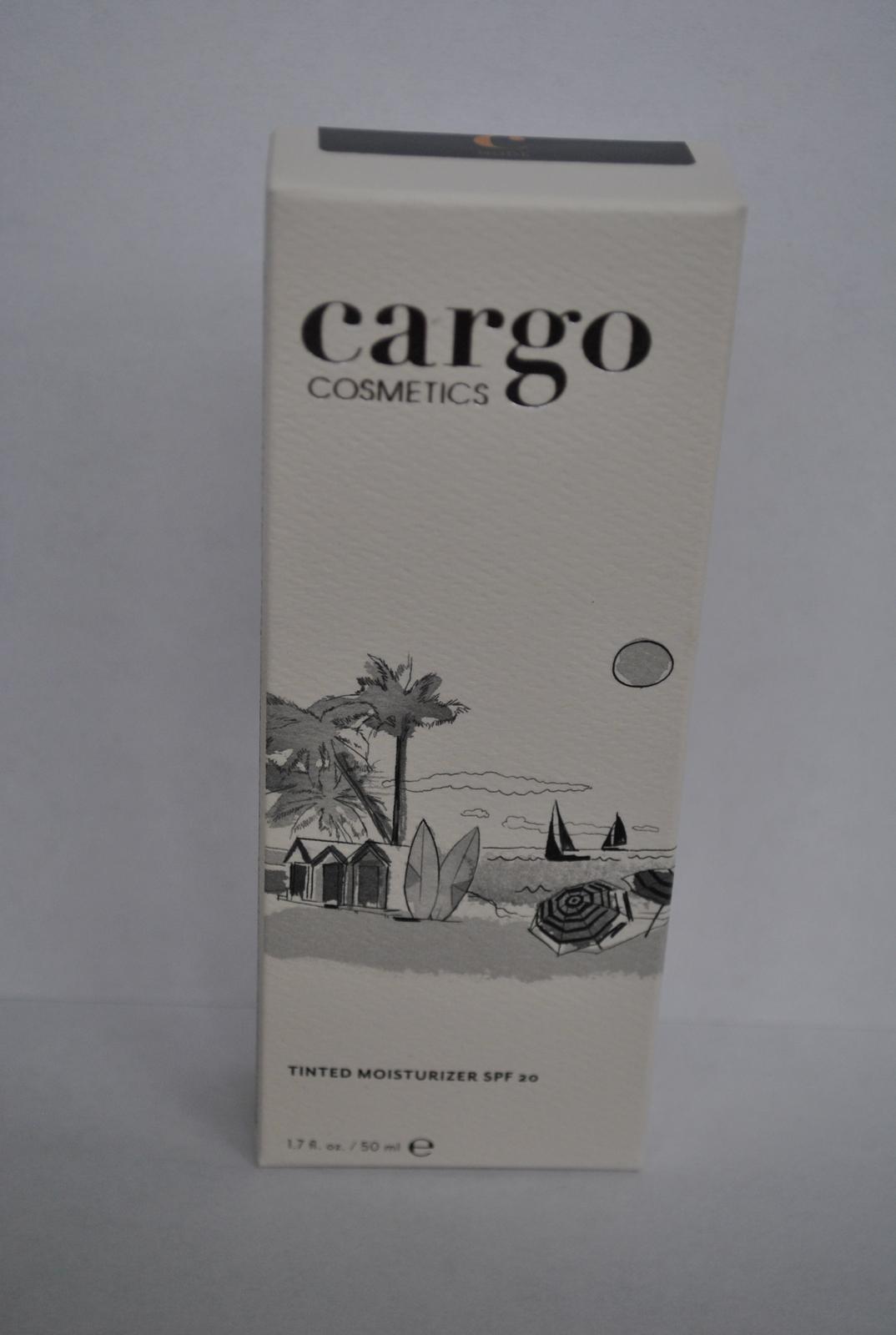 Cargo Tinted Moisturizer (SPF 20) - Nude 1.7 Fl oz / 50 ml