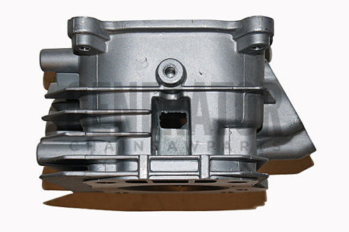 Baja Motorsports WR96 WR200 Carbon Mini Bike 196cc Engine Motor Cylinder Head