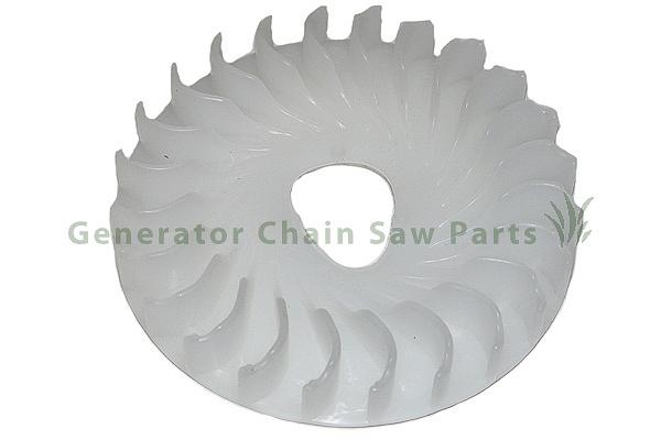 Gas China 168 Engine Motor Generator Water Pump Iron Flywheel Cooling Fan Parts
