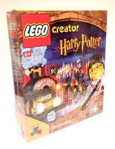 Lego Creator Harry Potter Pc Cd Rom French Edition New   2001 - $19.99