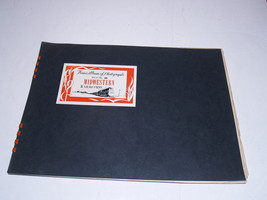 Trains Album of Photographs Book -III-Midwestern Railroads - 1943 - $19.59