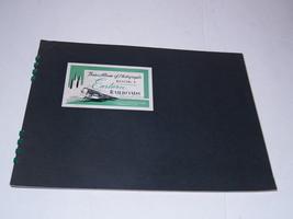 Trains Album of Photographs Book -I - Eastern Railroads - 1943 - $19.59