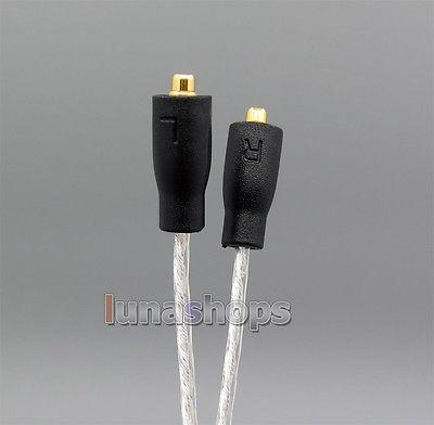 Silver Plated OCC Cable For Westone W60 W50 W40 W30 W20 W10 Earphone headphone