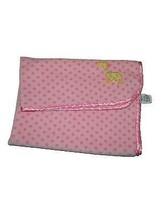 Child Of Mine Carters Pink Polka Dot Fleece Bab... - $34.64