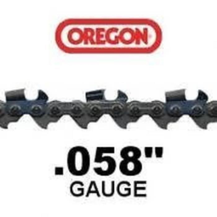 "2-18"" Oregon 73LGX068G chain 73LGX, 3/8 .058 68 links for Husqvarna Partner SDL"
