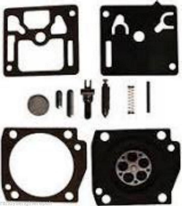 GENUINE ZAMA # RB-122 CARBURETOR REPAIR KIT for many C3-EL Carburetors