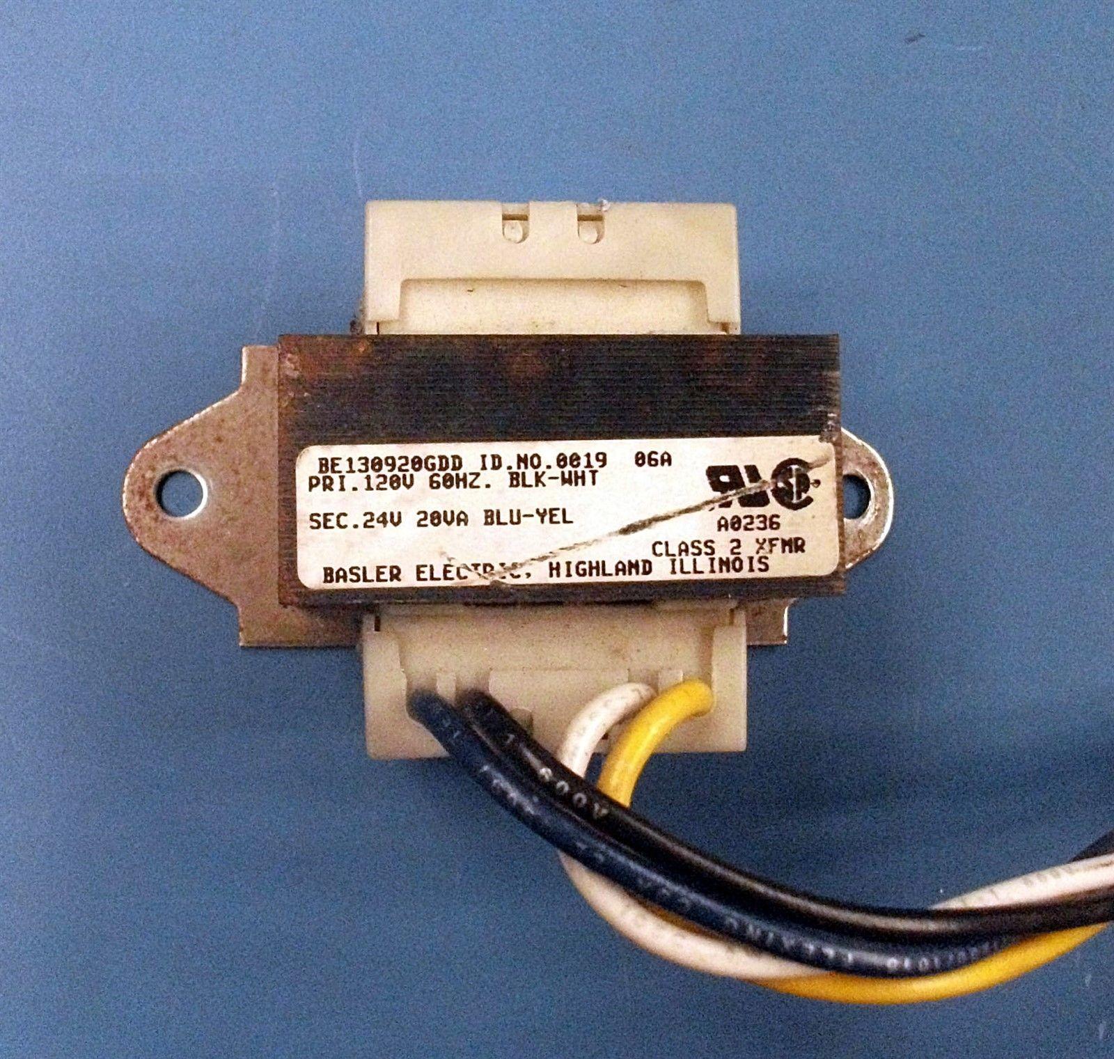 Class 2 Transformer 120v 60hz BE130920GDD