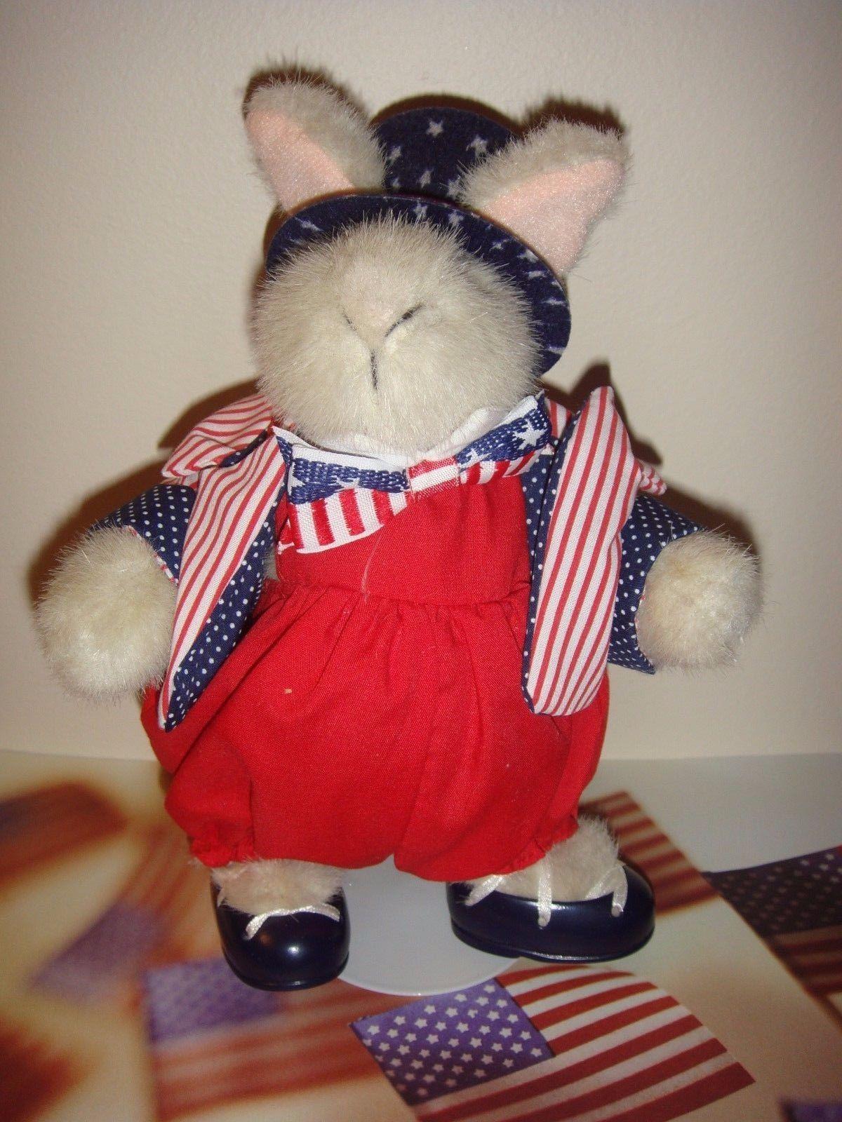 Muffy VanderBear ~ Hoppy VanderHare Yankee Doodle