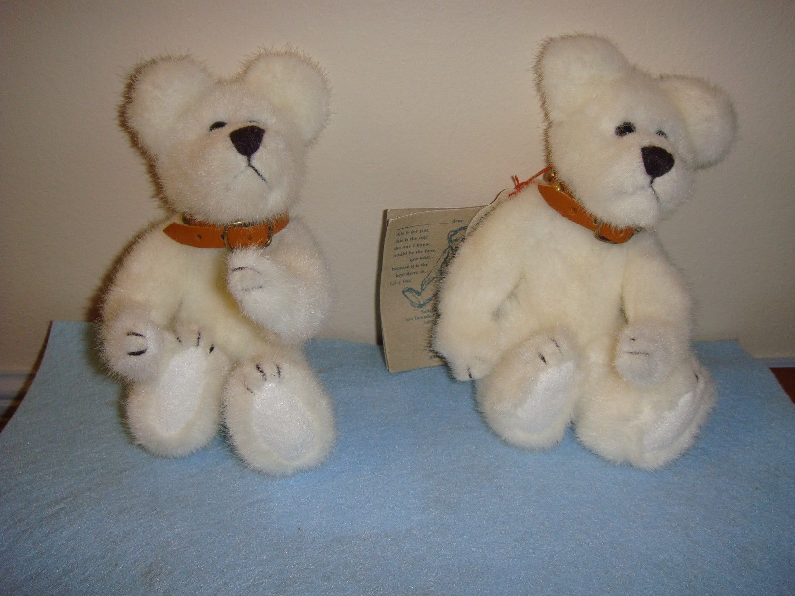 Boyds Bears Plush 2 Caledonia Bears