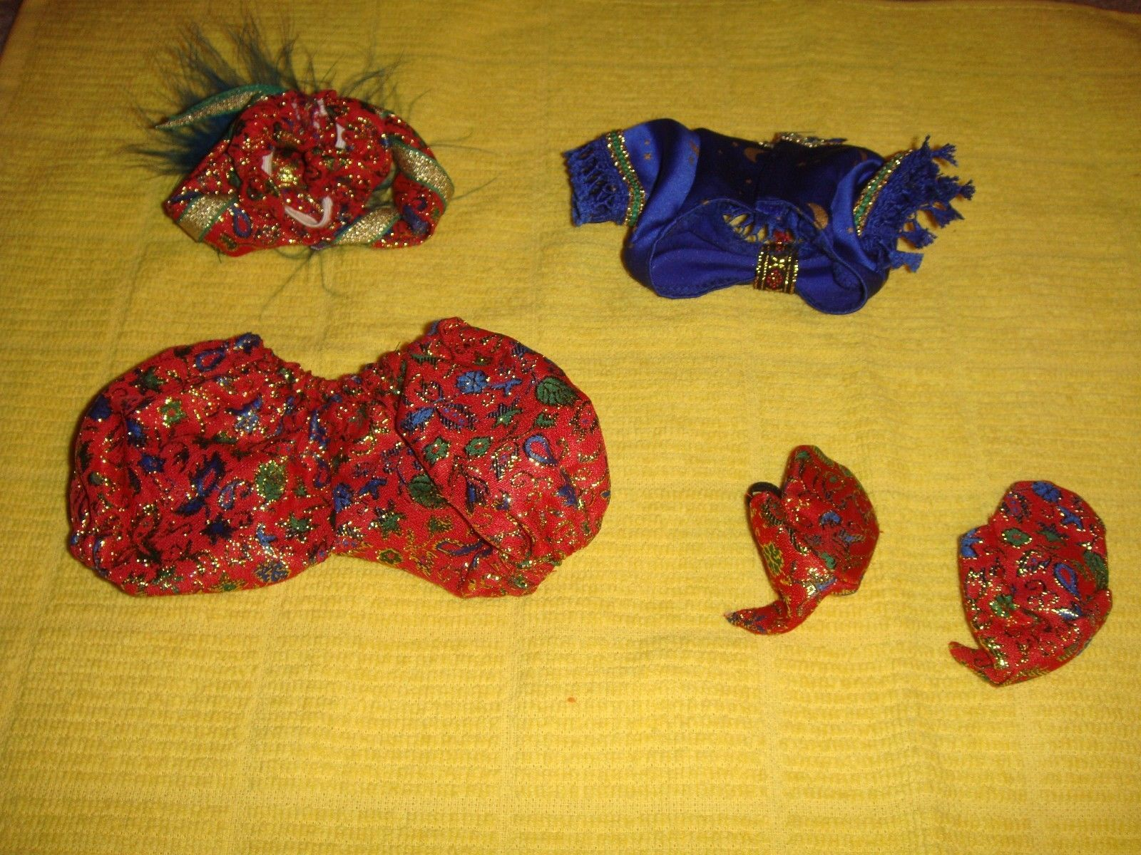 Muffy Vanderbear Hoppy Genie Fortune Tellers Outfit