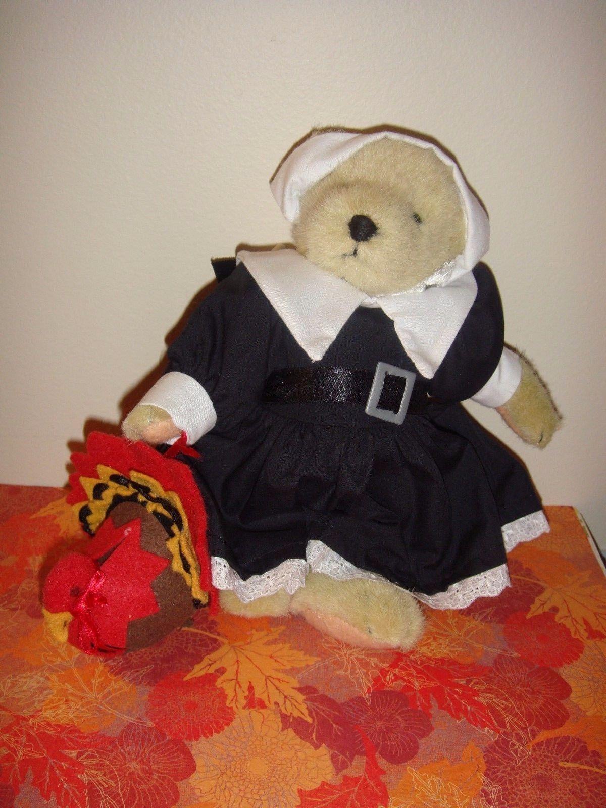 Muffy VanderBear Pilgrim