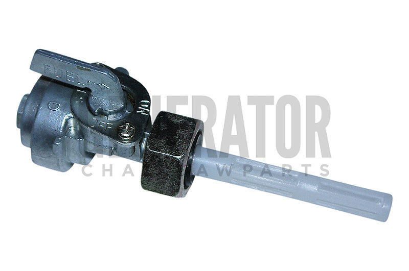 Gas Fuel Tank Valve Petcock With Sediment Bowl 389CC 401CC 13HP 14HP 15HP 188F