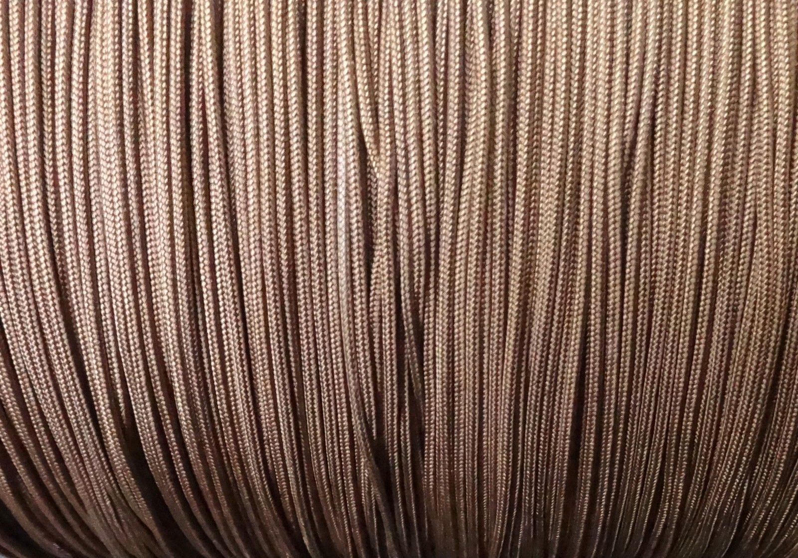 100 Yards :1.6 MM BROWNSTONE LIFT CORD for ROMAN shades &HORIZONTAL blind
