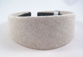 New Textured Wide Tan Colored Headband NWT From Target #H2023 - €3,54 EUR