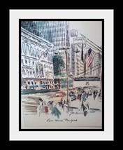 12x16 Print Lever House New York - $19.11