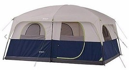 10 Person 2 Room Ozark Trail Camping Tent Outdo... - $192.03