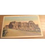 Vintage The Castle On Cedar Pass Bad Lands South Dakota Post - $9.99